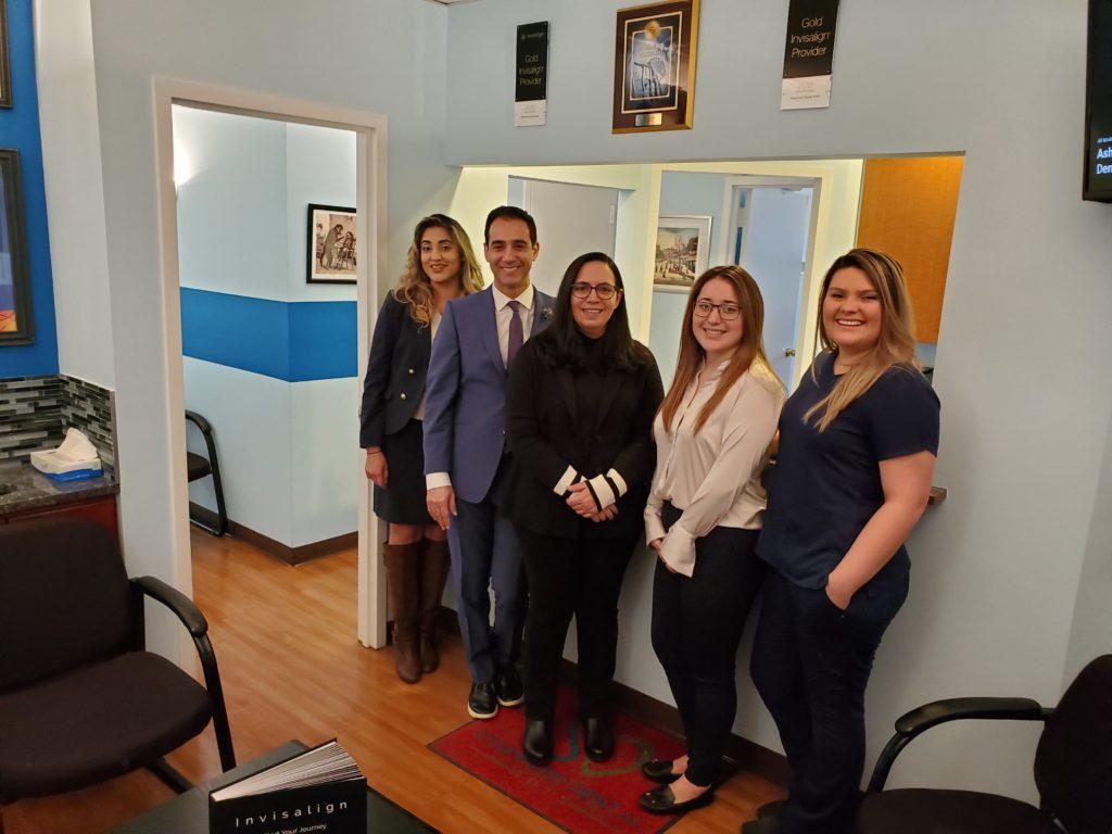 Stamford Dental Arts Team